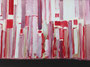 Abstraction rose, env. 1970 (gouache, 56 x 41 cm., coll. part. MR)