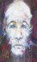 Le prof de maths, env. 2000 (gouache, 30 x 22  cm, coll. part. MR)