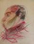 Profil, env. 2000 (dessin, coll. part. MR)