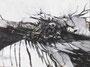 Abstraction grise, env. 1970 (gouache, 60 x 50 cm., coll. part. MR)