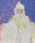 Portrait fantôme, env. 2000 (gouache, 30 x 21 cm, coll. part. MR)