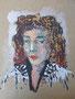 Jeune fille, env. 1948 (gouache, 40 x 30 cm, coll. part. MR)