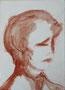 Jeune garçon, env. 1948 (dessin, 12 x 18 cm, coll. part. MR)