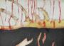 Abstraction, env.1970 (gouache, 56 x 41 cm, coll. part. MR)