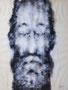 Jesus, 1989 (gouache sur papier, 60 x 50 cm, coll. part. MR)