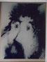 Portrait, env. 1980 (gouache, 65 x 50 cm, coll. part. DMH)