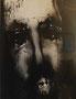Christ, env. 1990 (encre, 65 x 50 cm, coll. part. FK)