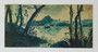 La Penfeld, env. 1950 (aquarelle,, 46 x 36 cm, coll. part. MR)