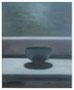 o.T., 38 x 31 cm, Öl auf Baumwolle, 2014