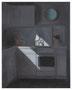 o.T., 50 x 40 cm, Öl auf Baumwolle, 2015