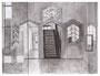 29,8 x 39,0 cm, Tusche auf Papier, 2004