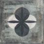 o.T., 30 x 30 cm, Öl auf Baumwolle, 2018