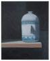 o.T., 38 x 31 cm, Öl auf Baumwolle, 2016