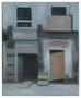 o.T., 38 x 31 cm, Öl auf Baumwolle, 2015