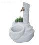 Fontaine 15: Dimensions en cm: 100x70x65