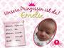 """Zur Geburt """"Prinzessin"""""""