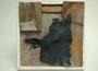 Zwart hondje 26x26cm