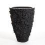 Lava Vase schwarz Planters for Life