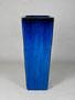 Keramik Blau Kubis