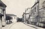 La maison seigneuriale vers 1910