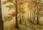Herbst, 17 x 24 cm