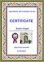 Master Award, Feb. 2014
