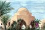 """""""Randevouz-Bar"""" im Hotel Makadi Palace (Hurghada/Ägypten), 12,5 x 18 cm"""