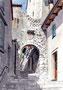 Rovinj (Istrien), 18 x 25 cm