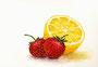Erdbeer-Zitrone, 12 x 18 cm