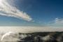 Mar de nubes sobre la Hoya de Huesca