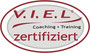 Zertifiziert durch V.I.E.L Coaching + Training