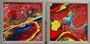 Acryl auf Dibond - 2x45x45 - BS400 & BS401