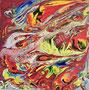 Acryl auf Dibond - 50x50 - 010BS