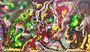 """GENESIS"" - Acryl auf Dibond - 217x125 - 001BS"