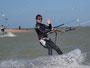 Matthias kitesurfen in Ägypten