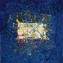 Salento 6, 80 x 80 cm, Acryl