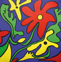 Fieldflowers, 120 x 120 cm, Acryl   •   CHF 3 400.--