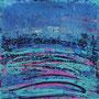 Salento 1, 80 x 80 cm, Acryl