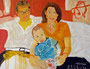 We love u, 80 x 100cm, 2006