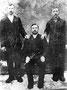 Мясников Иван Васильевич (в центре). 1910-е гг.