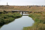 Река Малый Узень. Съемка с моста при въезде в село.