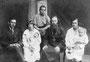 Возможно, семья священника Дмитрия Пантеровского
