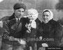 Климова Клавдия Ивановна с дочерью и мужем