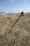 В 1920-30-е годы на могилах редко ставили кресты. Иногда втыкали части от сельскохозяйственных орудий, чтобы просто не забыть место захоронения.