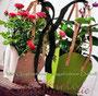Pflanzentaschen als persönlicher Abschiedsgruß