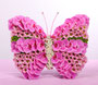 Schmetterling komplett gesteckt / SMITHERS-OASIS Company Floral Foam. All rights reserved.