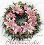 kleiner Blütenkranz als persönlicher Abschiedsgruß