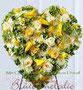 Blütenherz groß