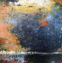 Recherche Bay – Winter, oil on linen, 30 x 30cm