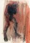 """o.T."", 2017, Acryl auf  Papier, 70 X 50 cm, Henning Bertram, WVNr. 1743 (Datei DSC_1695.jpg)"